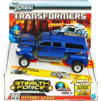 Transformers News: New Images of Speed Stars Stealth Force