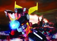 Transformers News: Official Takara Photos of United Figures
