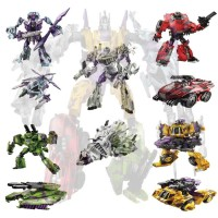 "Transformers News: Transformers Generations: Fall of Cybertron G2 Combaticons Available at Toys""R""Us Australia"