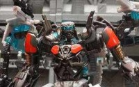 Transfomers DOTM Deluxe Topspin Repaint Images