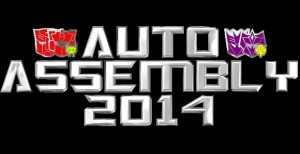 Transformers News: Auto Assembly 2014 Additional Guests - Roberts, Spellos, Ramondelli, Milne