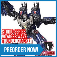 TFSource News! Studio Series Thundercracker, FT Rouge, MMC, Fans Hobby, SXS, DX9 Richthofen & More!