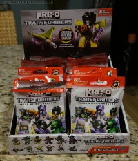 Transformers News: Kreon Micro-Changers In-package pics plus how to identify blind packaged Kreons