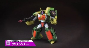 Takara Tomy Transformers Adventure and Easy Dynamic Demonstration Videos