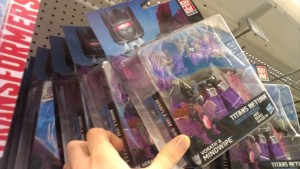 Solid Cases of Titans Return Deluxes (cases filled with the same figure) Found at Retail