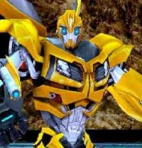 Transformers Prime: The Game Screen Shot