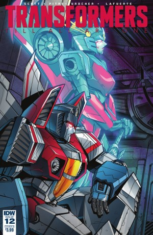 Transformers News: Review for IDW Transformers: Till All Are One #12 - Final Issue #TAAO