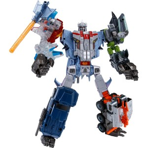 Ages Three and Up Product Updates - May 06, 2016Fans Toys Stomp, FansProject Severo, Unite Warriors Grand Galvatron, MakeToys Vulcan, Machine Robo Eagle and Battle Robo, TFCC 4.0 & 5.0 Subscription Figures and more...