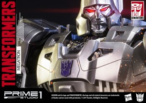 Transformers News: Official Images - Prime 1 Studio PMTF-02 Megatron
