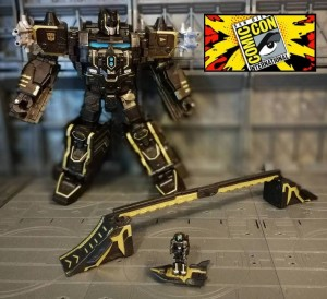 SDCC 2017 Exclusive Primitive Skateboarding Optimus Prime and Shreddicus Maximus - In Hand