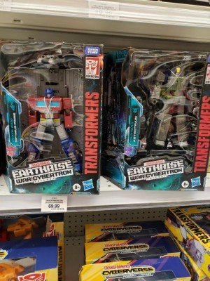 Transformers Earthrise Leaders Found in Canada