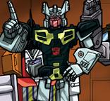 "Transformers Mosaic: ""Discrete Conduct."""