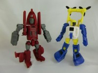 New Images of Maketoys Bomber and Hover