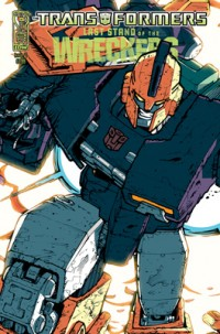 "Transformers News: IDW's ""TRANSFORMERS: Last Stand of the Wreckers"" #1 going to 2nd printing"