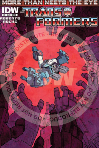 Transformers News: Seibertron.com Reviews IDW Transformers: More Than Meets The Eye Issue #6
