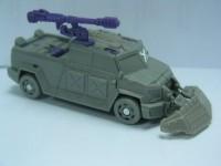 Transformers News: ROTF Scout Scattorshot prototype