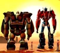 Transformers Prime: The Game Screenshot