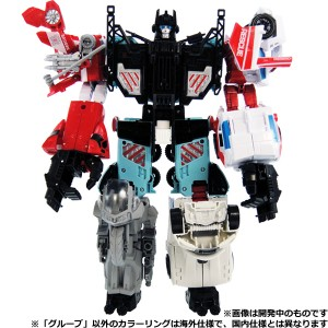 Transformers News: Unite Warriors Defensor (With Deluxe Groove) Preorders Now Live