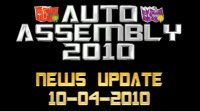 Transformers News: Auto Assembly 2010 Announces Its Third Guest Of Honour