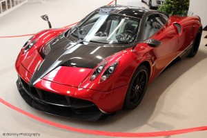 Transformers News: A Closer Look at the Transformers: Age of Extinction Pagani Huayra