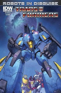Transformers News: Transformers: Robots in Disguise #11 Andrew Griffith Interview