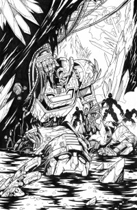 Transformers News: New Transformers Mini Series from IDW?