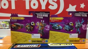 Transformers News: Images of New Cyberverse Whirl and Bludgeon Toys and Sighting at Toysrus in Malaysia
