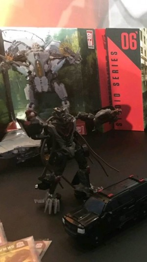 New List of Characters and UPC Codes for Transformers Studio Series Toyline Leaked