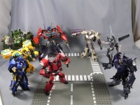 """Transformers News: Takara Transformers Prime """"First Edition"""" In-Hand Images"""