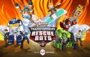 Hub to Show Transformers: Rescue Bots Season 2 Marathon Mon, June 9