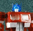 Transformers News: New Images of iGear PP01C Clear Miniature MP Optimus Prime