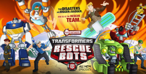 Reminder: Transformers: Rescue Bots Season 2 Starts Today!