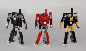 More Details on au x Transformers Project Infobar Characters, plus Video