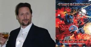 Auto Assembly 2014 Guest Announcement: Transformers Legacy Jim Sorenson