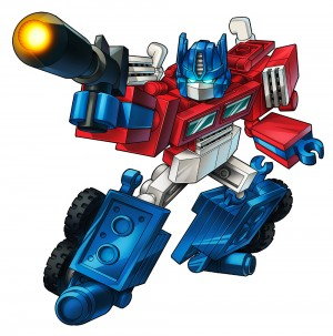 Transformers News: SDCC 2014 Coverage - Official Hasbro Product Images: Kre-O Battle Changers