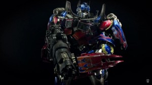 Video Review - ThreeA Transformers: Dark of the Moon Optimus Prime