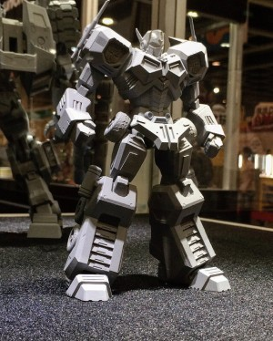 Transformers News: Flame Toys Optimus Prime and Sketches of Tarn, Drift, Star Saber