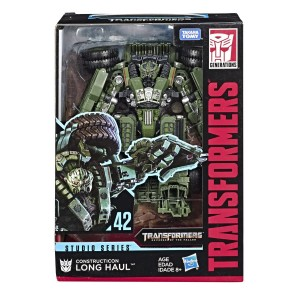 Transformers News: In Package Images of Transformers Studio Series Voyagers SS-42 Long Haul and SS-43 KSI Boss