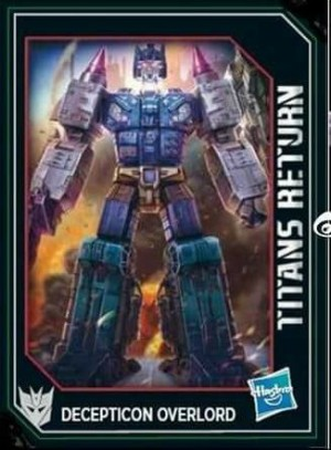 Card Art for Transformers: Titans Return Wave 5 - Windblade, Misfire, Twin Twist, Overlord, Trypticon