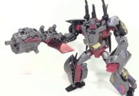 Transformers News: Video Review: Transformers Prime Arms Micron AM-32 Wild Rider
