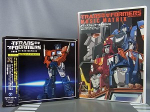 Transformers News: In-Hand Images - Transformers Music Matrix and Song Masterpiece