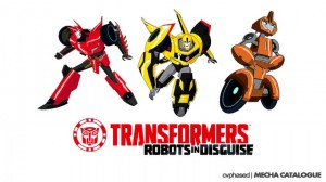 Kevin Manthei to Co-Score Transformers: Robots In Disguise