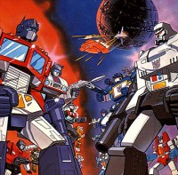 The Secret Origin Of The Transformers Part 1