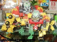 Transformers News: Images of ROTF Supreme Class Devastator 2:3 Scale Knock Off