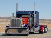 Transformers News: Rumor: Transformers 3 Truck Stunt