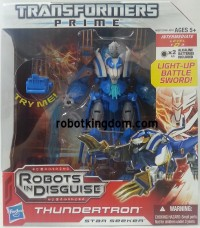 Transformers News: In-Package Images Transformers Prime Wave 4 Voyagers Ultra Magnus & Thundertron