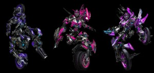 Transformers News: New Transformers Studio Series Figures Leaked Including Arcee Triplets And Soundwave