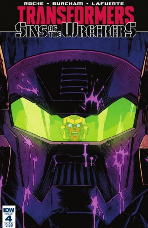 Transformers News: IDW Transformers: Sins of the Wreckers #4 Full Preview