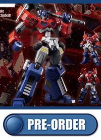 Transformers News: The Chosen Prime Newsletter for April 24, 2018