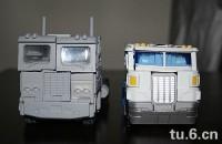 Transformers News: Miniture MP Optimus Prime in near future?